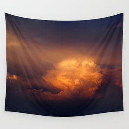 blissful slumber Wall Tapestry