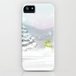 New Year, New Life iPhone Case