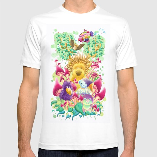 The guardian of nature T-shirt