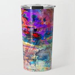 Acid Sky Travel Mug