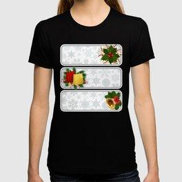 Christmas banners T-shirt