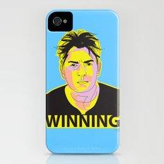 Charlie Sheen Winning_Ink Slim Case iPhone (4, 4s)