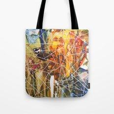 Triangle City Tote Bag