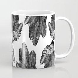 gray skies crystal cluster Coffee Mug
