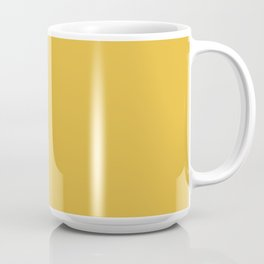Mustard - Solid Color Collection Coffee Mug