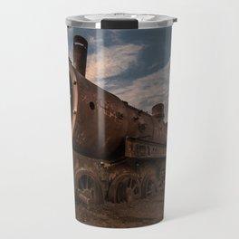 Train Cemetery, Uyuni Travel Mug