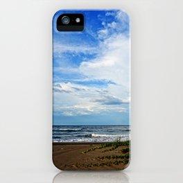 Pacific coast, Chiapas, Mexico iPhone Case