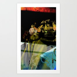 Astral Plane Art Print