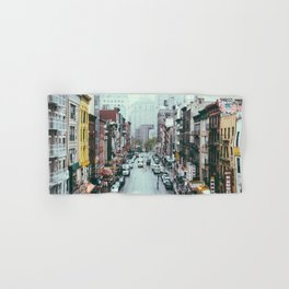 NYC Chinatown Hand & Bath Towel