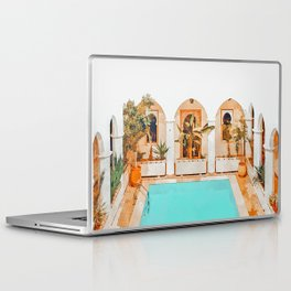 Turkish Holiday #painting #travel Laptop & iPad Skin