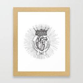 Claddagh Framed Art Print