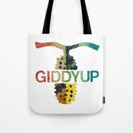 GIDDYUP 2 Tote Bag