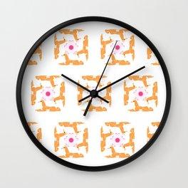 Royal Shiba Wall Clock