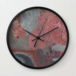 2017 Composition No. 43 Wall Clock