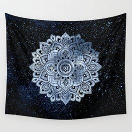 Starry Sky Mandla Wall Tapestry
