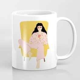 Pyjama Sunday Coffee Mug