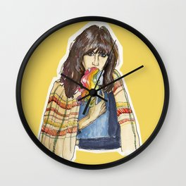 join the pony club  Wall Clock