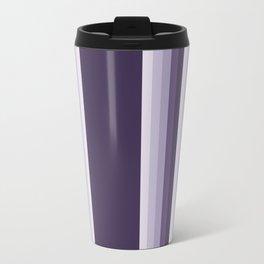 Purple Gradient Travel Mug
