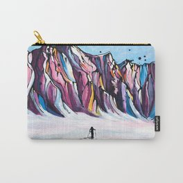 Inhale The Future, Exhale The Past Carry-All Pouch