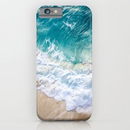 Ocean Beach Bali iPhone Case
