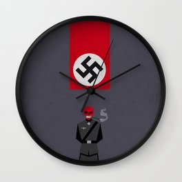 My RedSkull Wall Clock