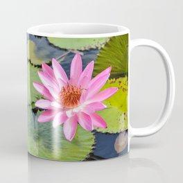 Water Lily, V Coffee Mug