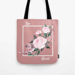 Two Ghosts Tote Bag