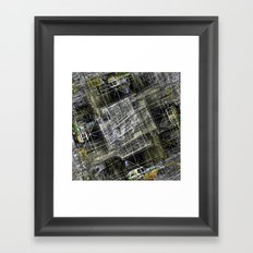 Monday 18 February 2013: as opposed to revelation Framed Art Print