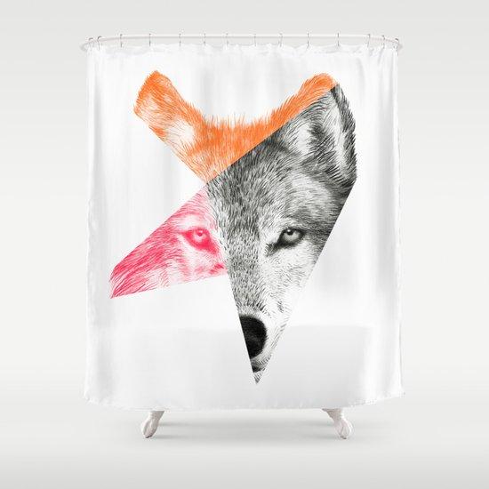 Wild by Eric Fan & Garima Dhawan Shower Curtain