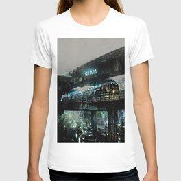 Futuristic Bangkok T-shirt