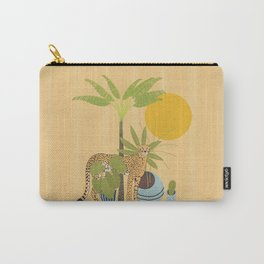 My Urban Jungle Cat Carry-All Pouch