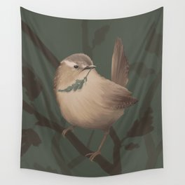The Wren Wall Tapestry