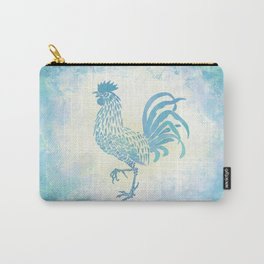 Farmhouse Rooster Carry-All Pouch
