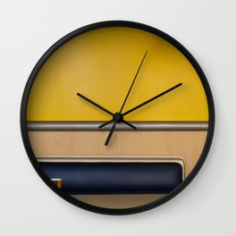 Just One Coffee Please Wall Clock