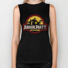 Jurassic Pratt Biker Tank