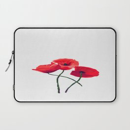 Three Poppies Laptop Sleeve