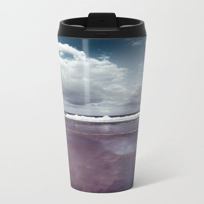 Salt Air Metal Travel Mug