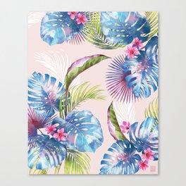 Tropicalia No. 2 Canvas Print