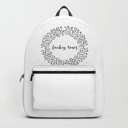 fanboy tears Backpack