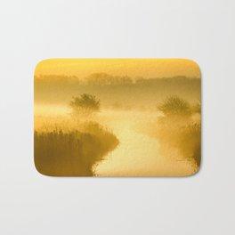 Mist of Gold Bath Mat
