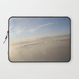 floating on the sky Laptop Sleeve