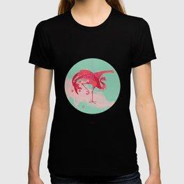Vermilion Bird of the South T-shirt