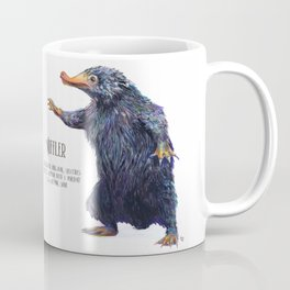 Niffler art Fantastic Beasts Coffee Mug