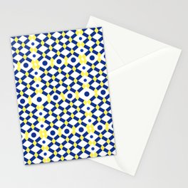 Moroccan Inspired Tile Pattern Stationery Cards