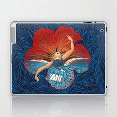 Hibiscus Flower Laptop & iPad Skin