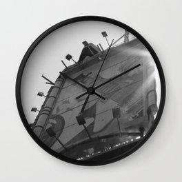 Billboard Toronto Wall Clock