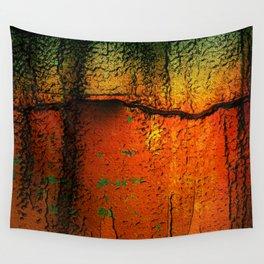 Burnt Caramel Wall Tapestry