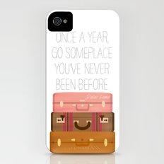 Travel Slim Case iPhone (4, 4s)