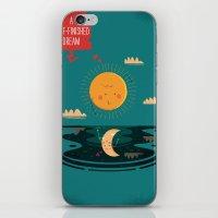 :::A Half-Finished Dream::: iPhone & iPod Skin