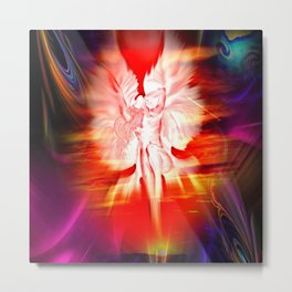 Heavenly apparition 5 Metal Print